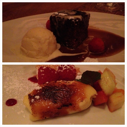 rrc- dessert