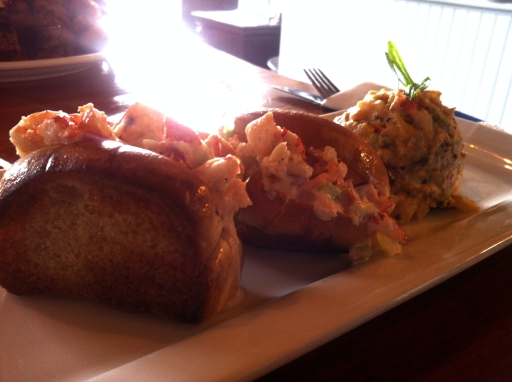 smittys-lobster roll